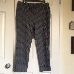 Chicos ankle length pants
